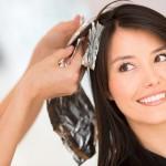 Je barvanje las škodljivo?