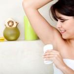 Je uporaba dezodorantov zdrava?